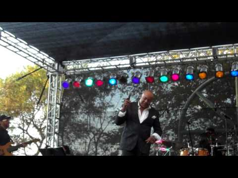 Peabo Bryson performs If Ever You're In My Arms Again Live at the BB Jazz Fest 2012