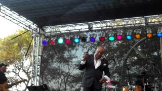 peabo bryson performs if ever you re in my arms again live at the bb jazz fest 2012