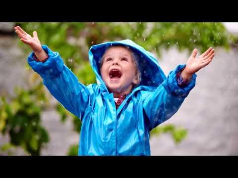 Веселый дождик (фрагмент)