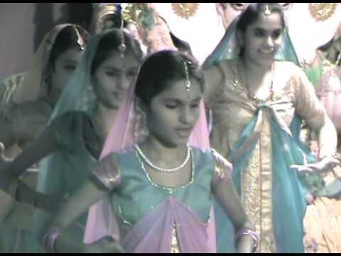 Khyati -jaya Krishna Mukunda Murari Dance
