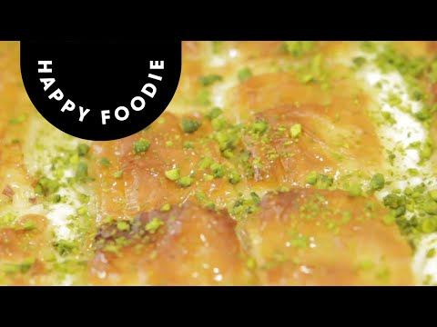 How to Cook Mutabbaq | Yotam Ottolenghi & Sami Tamimi
