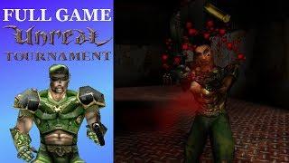 Unreal Tournament (PC, 1999) - Full Campaign