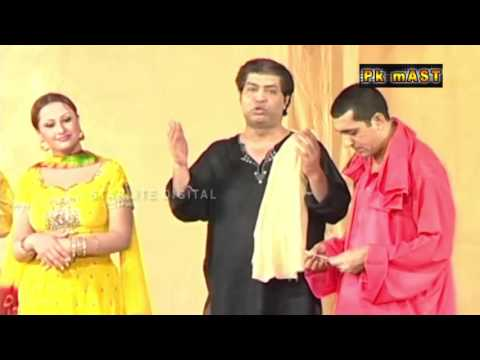 Best of Zafri Khan and Nargis Stage Drama Full Funny Comedy Clip: