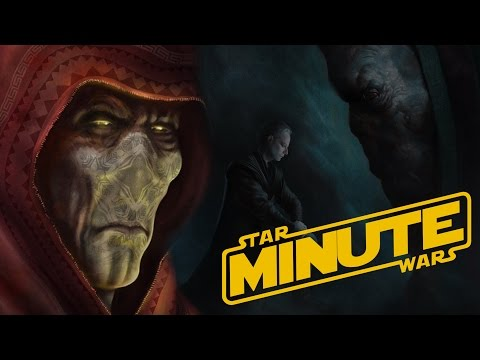 Darth Plagueis (Legends) - Star Wars Explained