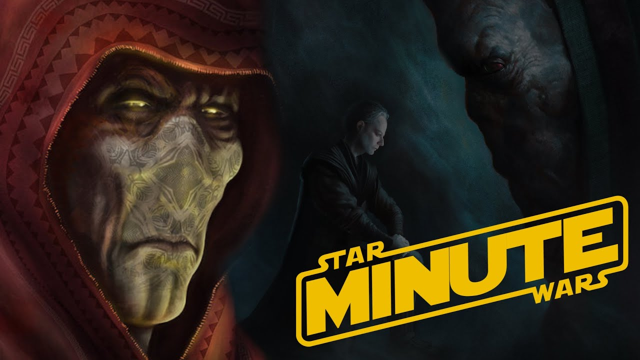 Darth Plagueis Legends Star Wars Explained Youtube