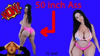 New Sex Dolls! 50 inch Butt! Silicone doll brand, AF dolls new and old