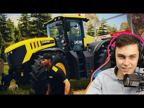 LE CONCURRENT DE FARMING SIMULATOR 19 ? (GAMEPLAY PUREFARMING 18)