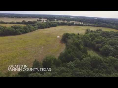 154.66 Acres Fannin County, TX