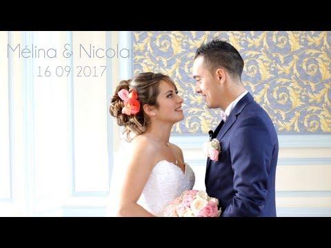 Wedding / Mariage élégant de Mélina & Nicolas