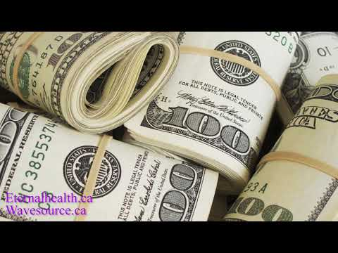 Money Attraction Hypnosis Guided Meditation Music ~ Releasing Attachments to Money