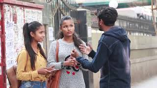 Foreign language Prank | PRANK with a TWIST | Pranks in india