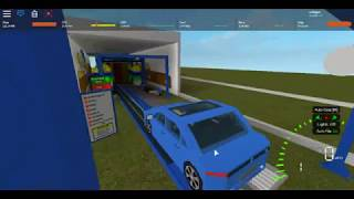 roblox the simpsons car wash pesukatu