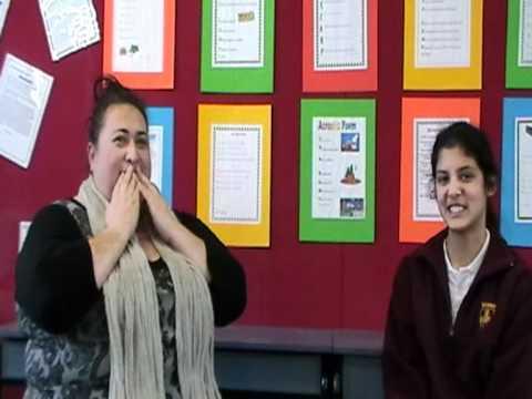 """""""Te Wiki O Te Reo Maori"""" - Interview with Whaea Lacreice"""