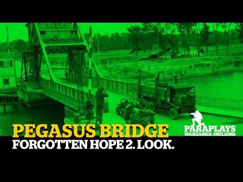 Forgotten Hope 2 WW2 ► Pegasus Bridge - Look around.