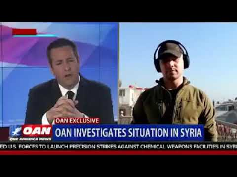 AN AMERICAN REPORTER IN SYRIA SHARES THE TRUTH - April 2018