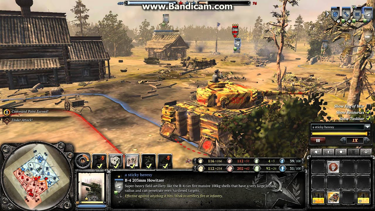 Coh 2 Case Blue : Company of heroes case blue mission pack u markit
