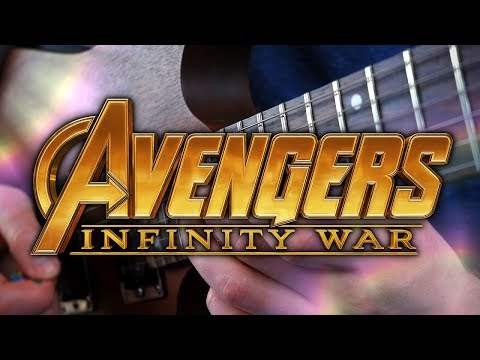 Avengers: Infinity War Theme on Guitar