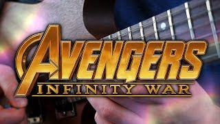 Avengers: Infinity War Theme on Guitar
