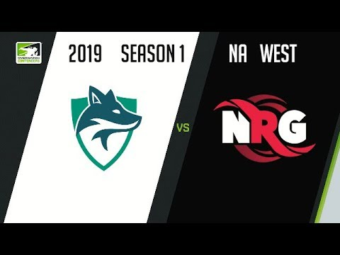 Skyfoxes vs NRG Esports vod