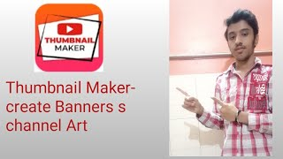 How to use Thumbnail Maker - create Banners & channel Art screenshot 2