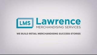 Lawrence Merchandising website VIDEO