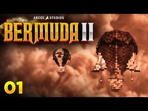 DER PROLOG! 🔥 Minecraft BERMUDA 2 #01 | Louis Angerer