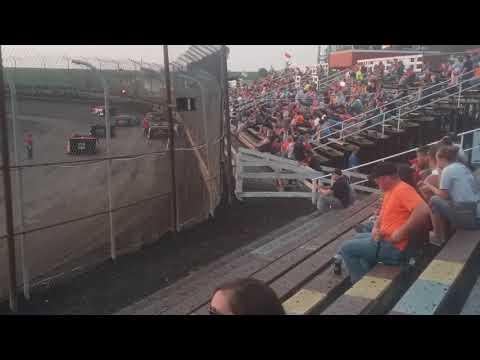 Pro Late Model Heat Race Macon Speedway