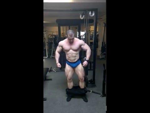 Vasil Tonev 2016 Bulgarian bodybuilder