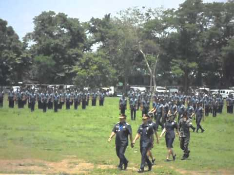 PNP Trainees-CLASS MAGKAISA Graduation Ceremony