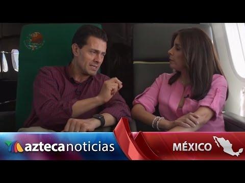 Entrevista. Enrique Peña Nieto, otra mirada