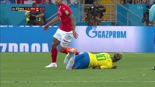 Kopie von Brasil vs Switzerland - Fouls on Neymar compilation (most fouls on 1 player in 1 match)