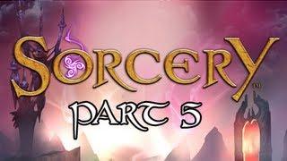 Sorcery Walkthrough - Part 5 Potion Mixing Let