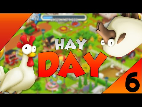 HAY DAY EP6 // UNA VOLPE CHE BALLA?! // GAMEPLAY ITA