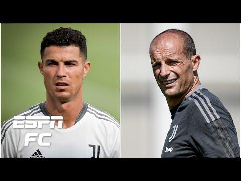 Cristiano Ronaldo's future at Juventus: Why Massimiliano Allegri could decide CR7's fate   ESPN FC