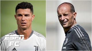 Cristiano Ronaldo's future at Juventus: Why Massimiliano Allegri could decide CR7's fate