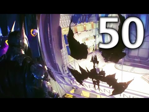 Batman: Arkham Knight Official Walkthrough - Part 50 - Your Friends Will Die