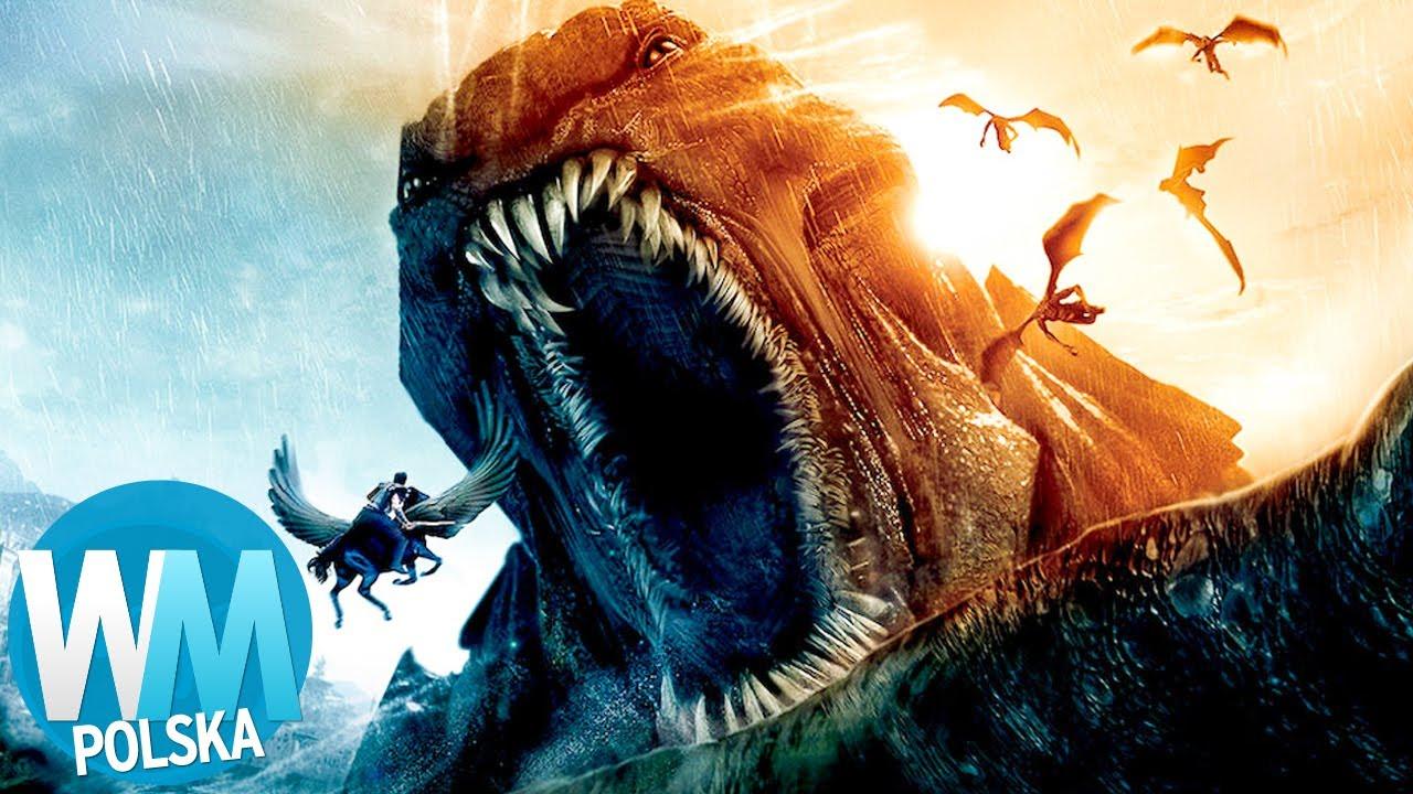 Top 10 strasznych potworów głębinowych z filmów
