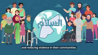 Youth for Women, Peace and Security | Generations For Peace and UN Women Jordan