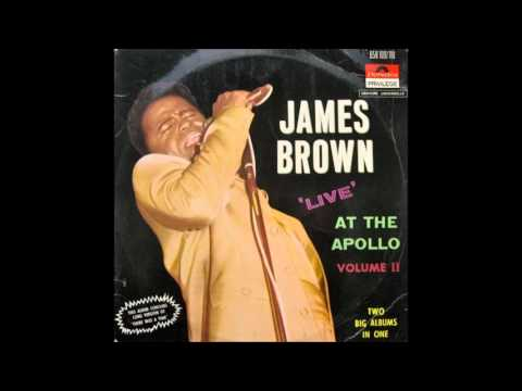 James Brown - Let Yourself Go~There Was A Time~It's Alright (medley) (live)