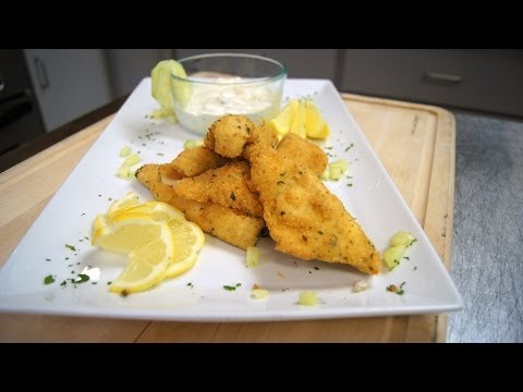 Fried Perch Recipe