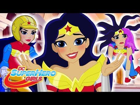 Le Meilleur de Wonder Woman   DC Super Hero Girls en Français