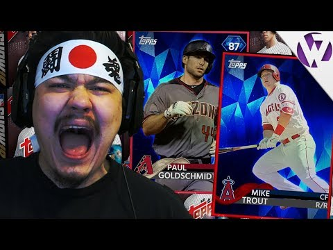 BIG DIAMOND PLAYER PULL!! DIGITAL DELUXE PREORDER PACKS!! - MLB The Show 18 Pack Opening