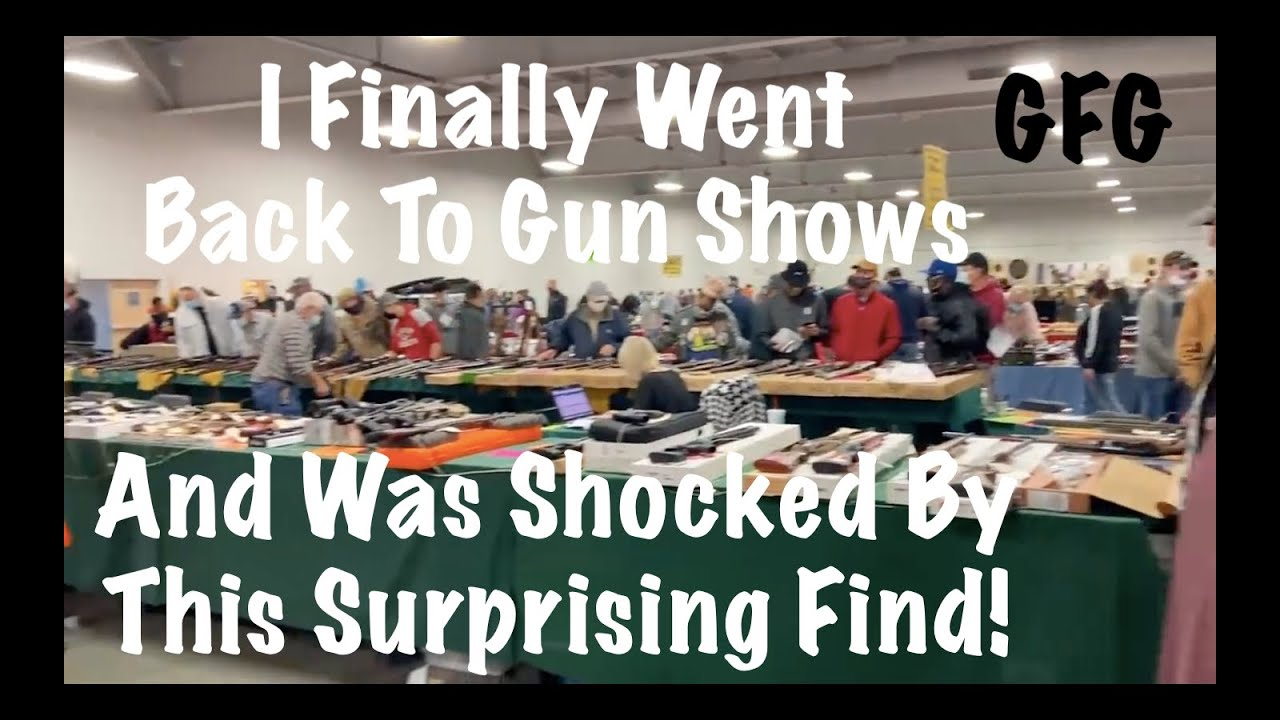 Download I Finally Went Back To Gun Shows And Was Shocked By This Surprising Find!