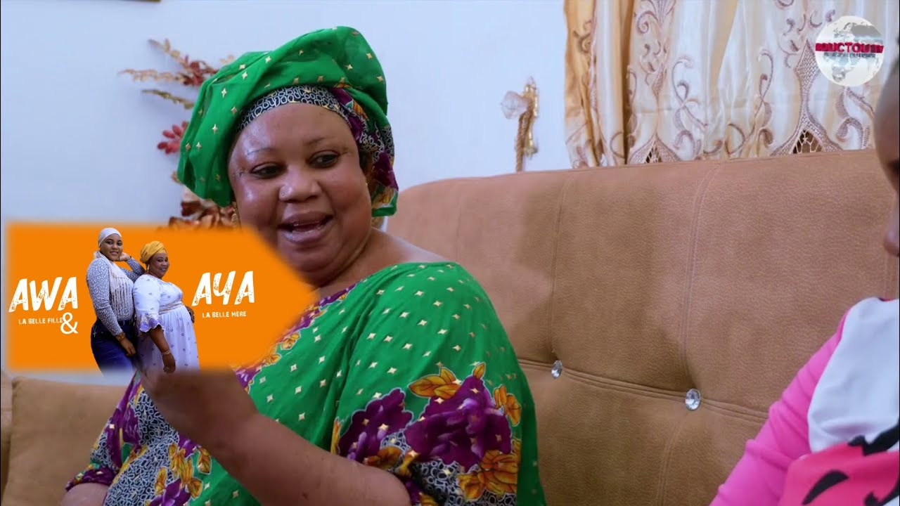 Download Série - AYA NI AWA - Boura musso (belle mère & belle fille ) - Épisode 17 - saison 1
