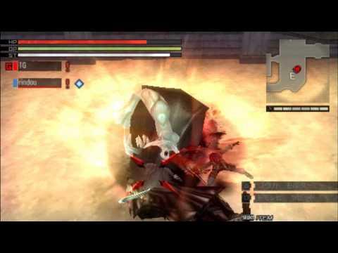 PSP Gameplay - God Eater
