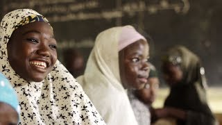 A new approach to getting girls into school in the Niger