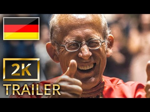 Hello, I am David! - Eine Reise mit David Helfgott - Official Trailer 1 [2K] [UHD] (Englisch/English