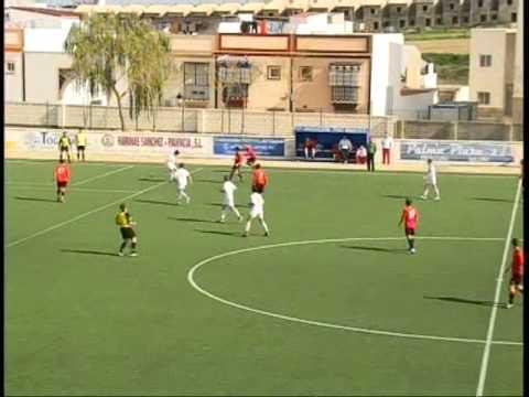 La Palma CF   UD Roteña 31 01 2010 26 minutos de la 2ª parte entra Jesús Espina