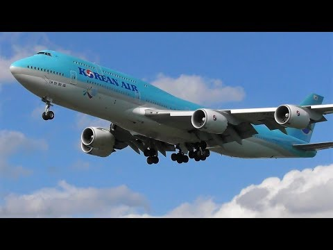 1 HOUR+ of Plane Spotting at London Heathrow Airport, LHR | 01-05-18