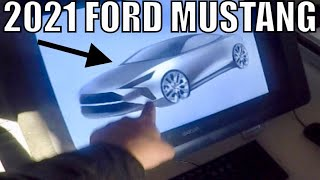 Here's where the 2021 Ford Mustang will be born...